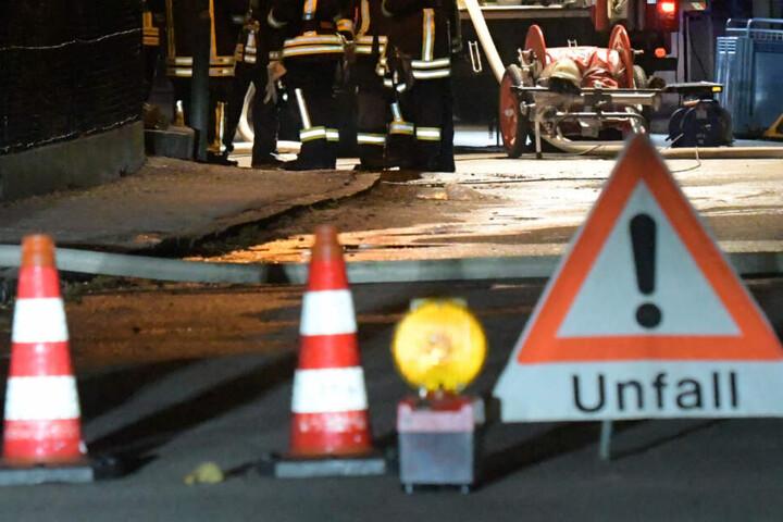 Das Feuer in Niederbayern verursachte einen hohen Schaden am Supermarkt. (Symbolbild)