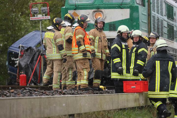 Drei Menschen starben bei dem Unglück in Ostthüringen.