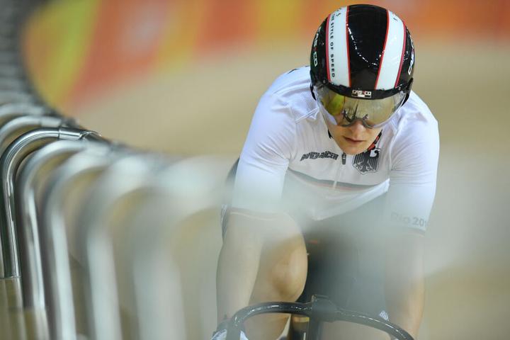 Kristina Vogel war die erfolgreichsten Bahnradfahrerin Deutschlands.