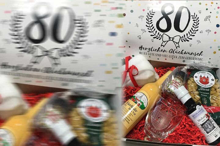 Happy Birthday Terence Hill! Aus Lommatzsch gibt's zum Geburtstag Nudeln und Eierlikör.
