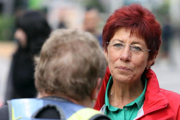 Karola Stange (Linke, 58)