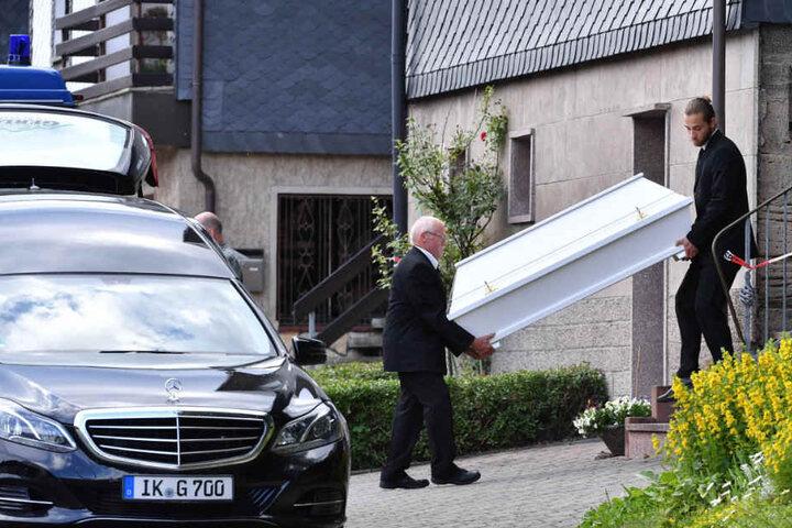 Zwei Kinder starben bei dem Familiendrama in Altenfeld.