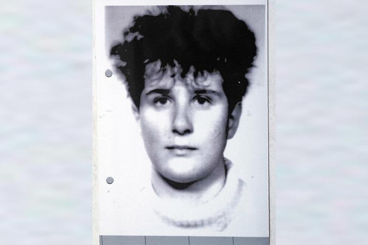 Heike Wunderlich starb mit 18  Jahren in einem Waldstück nahe der Talsperre Pöhl.
