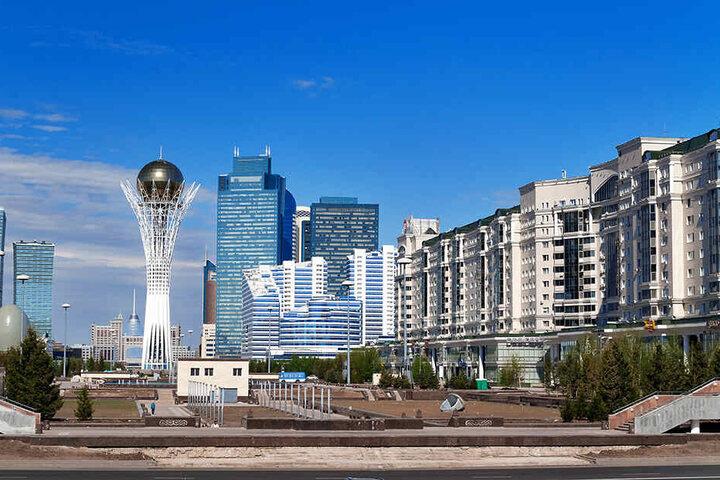 Die kasachische Hauptstadt Astana wird künftig Nursultan heißen.