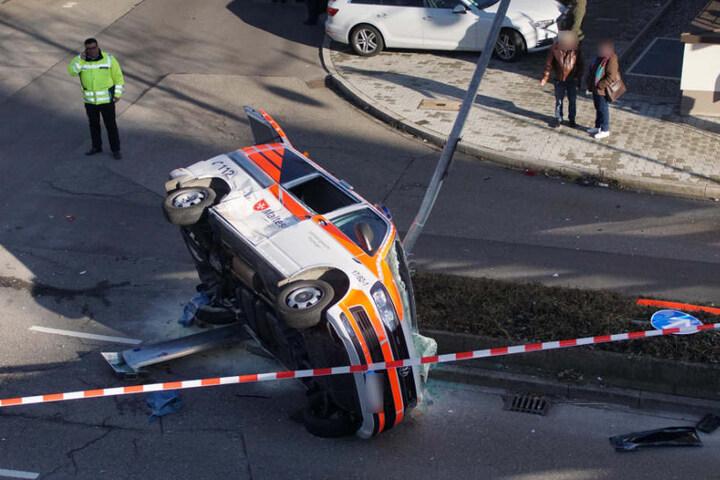 Der Sachschaden beläuft sich auf insgesamt 130.000 Euro.
