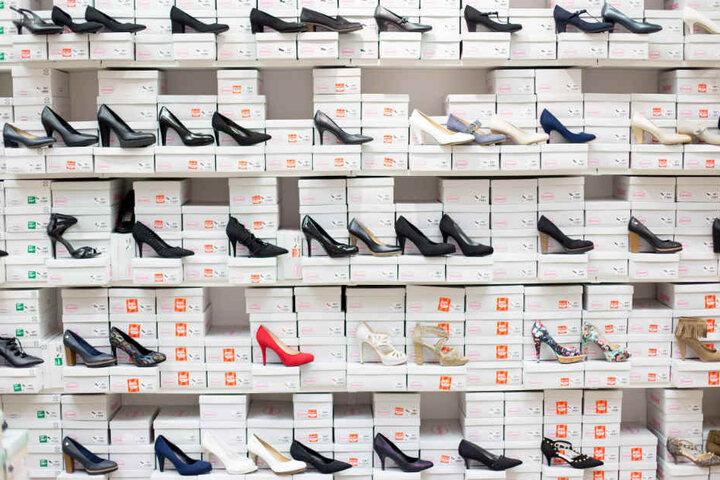Der Himmel auf Erden: Die Schuhbörse lädt an zwei Tagen zum fröhlichen Shoppen ein. (Symbolbild)