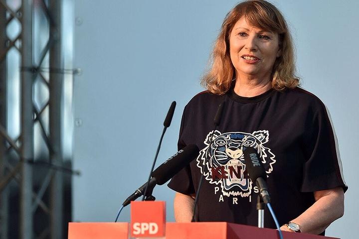 Landes-Gleichstellungsministerin Petra Köpping (60, SPD).