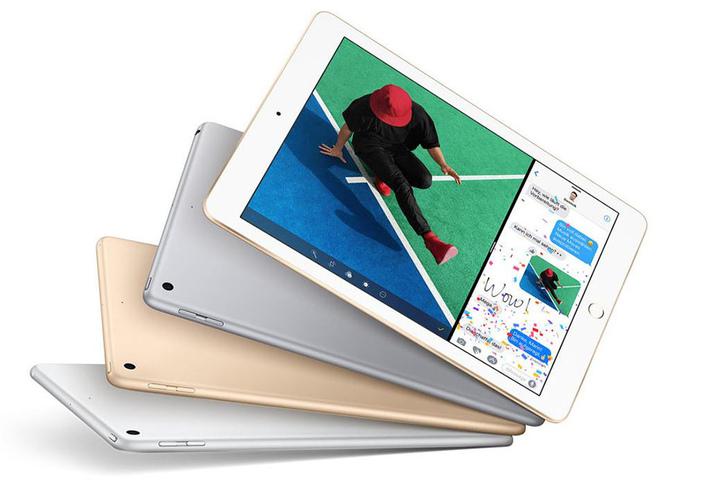 "Das neue ""iPad"" löst das ""iPad Air 2"" ab."