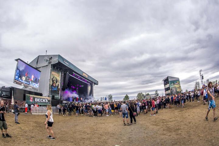 Täglich zählten die Veranstalter rund 30.000 Besucher auf dem Festival.