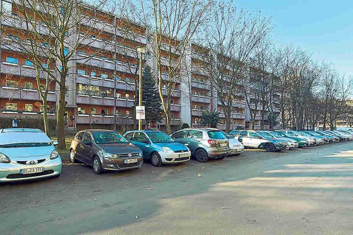 Die Taten sollen in der Wohnung seiner damaligen Lebensgefährtin an der  Georg-Palitzsch-Straße in Prohlis geschehen sein.