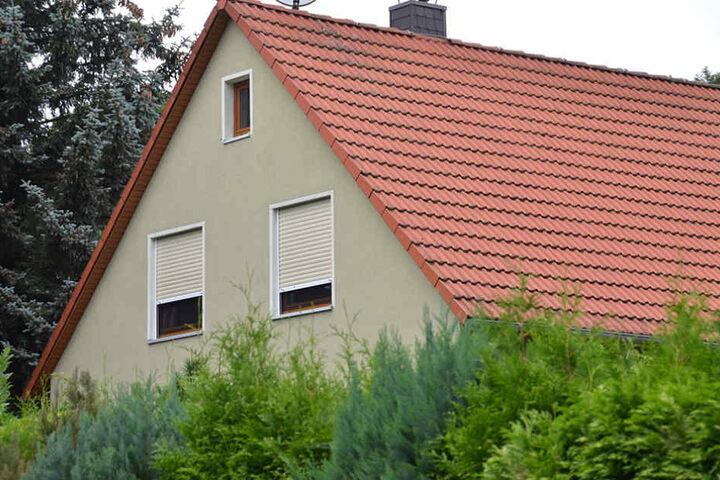 In diesem Haus soll Theo seine Mutter Birgit S. (47) angegriffen haben.
