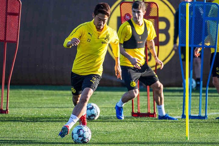 BVB-Star Shinji Kagawas Wechsel nach Frankreich zum AS Monaco ist wohl geplatzt. Dafür könnte er beim türkischen Top-Club Besiktas Istanbul unterkommen.