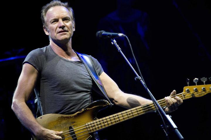 Sting wird am Sonnabend im Bataclan spielen und den Club damit neu eröffnen.
