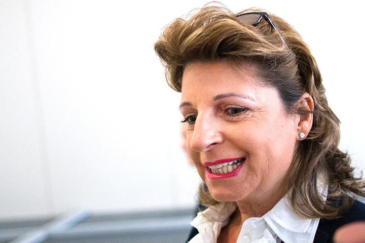 Als Zeugin musste Babette Albrecht 2017 vor Gericht erscheinen.