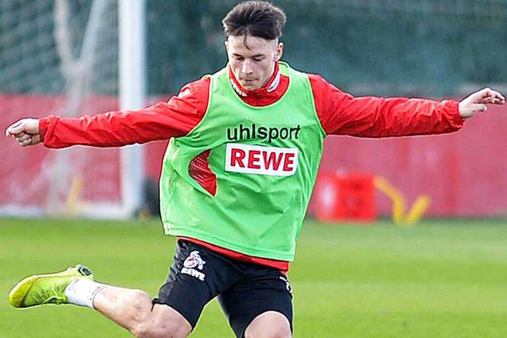 """Tomas Ostrak ist tschechischer """"U19""""- Nationalspieler."""