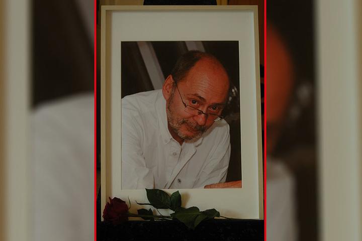 Thomas Herrmann (†65) fand in Berlin-Pankow seine letzte Ruhe.