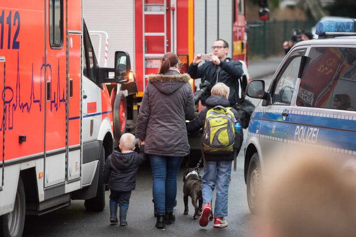 Am 23. Januar wurde in der Schule in NRW ein 14-Jähriger erstochen.