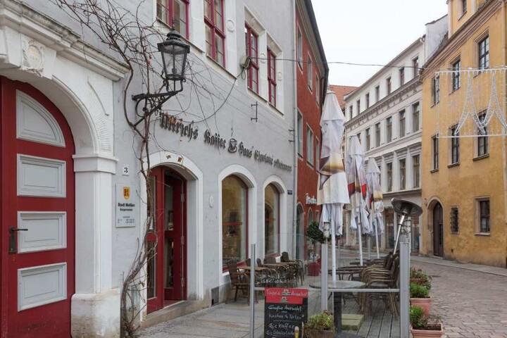 """""""Ullrich´s Kaffehaus"""" öffnet nur noch wenige Tage - doch ein neues Café ist in Sicht."""