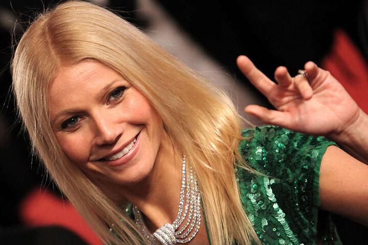 """Die US-Schauspielerin Gwyneth Paltrow wurde 2013 vom """"People""""-Magazin zur """"schönsten Frau der Welt"""" gekürt."""