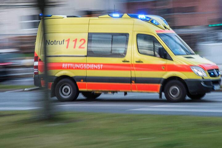 Bei der Auseinandersetzung wurden zwei Männer verletzt.