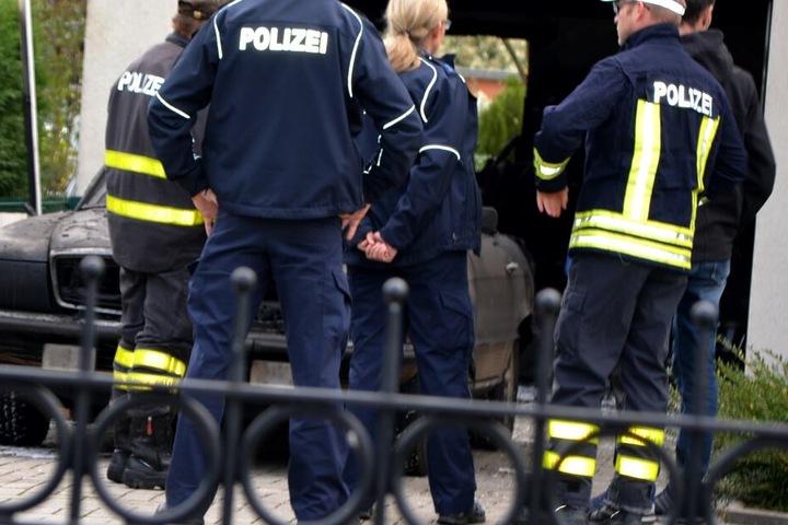 Die Polizei ermittelt nun zur Brandursache.