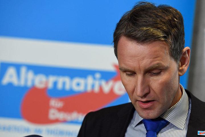 Björn Höcke ist AfD-Landeschef in Thüringen.