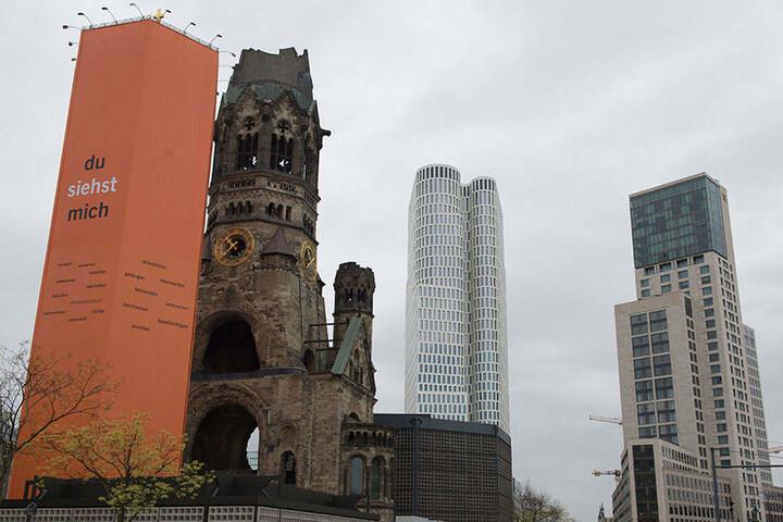 """Das """"Upper West"""" ist in prominenter Gesellschaft: Gedächtniskirche (li.) und das """"Zoofenster"""" (re.)"""