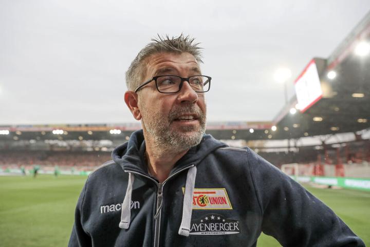 Union-Trainer Urs Fischer will mit seiner Mannschaft in die Bundesliga.