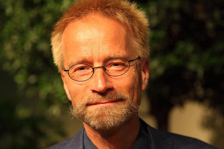 TU-Professor Andreas Roloff (63) befürwortet Ginkgo-Bäume in deutschen Innenstädten.