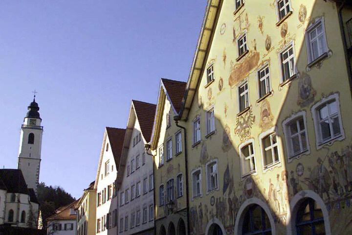 Beschauliche Schwarzwaldgemeinde Horb. Ein Job im Rathaus bleibt dem Chemnitzer Sozialdezernenten aber verwehrt.