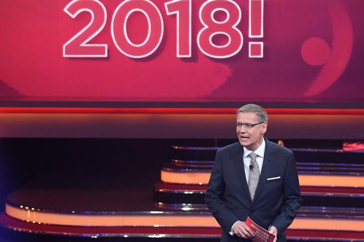 Wie Günther Jauch wird man auch in Ilmenau das Jahr 2018 Revue passieren lassen.