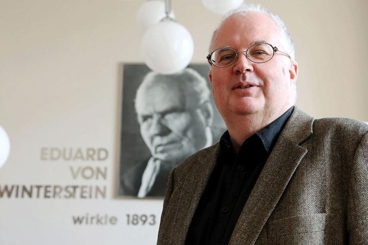 Intendant Ingolf Huhn (62) freut sich aufs Jubiläumsjahr.