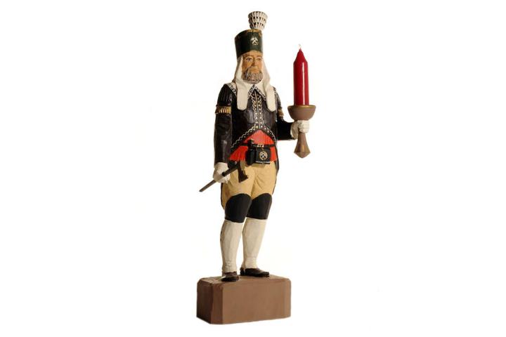 Die Parade 1719 soll Vorbild für Figuren wie diese gewesen sein.
