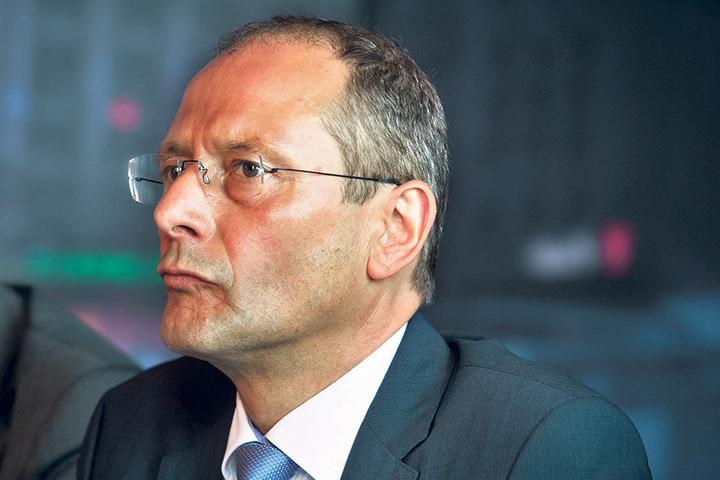 Sachsens Innenminister Markus Ulbig (53, CDU) hat die Neuvertrags-Mietpreisbremse für Dresden vorerst  abgelehnt.