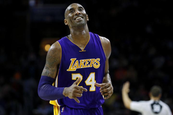 Kobe Bryant wurde fünffacher NBA-Champion.
