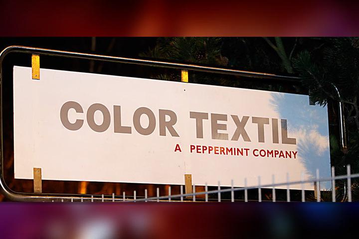Color Textil produzierte unter anderem Stoffe für Wolfgang Joop und Zara.