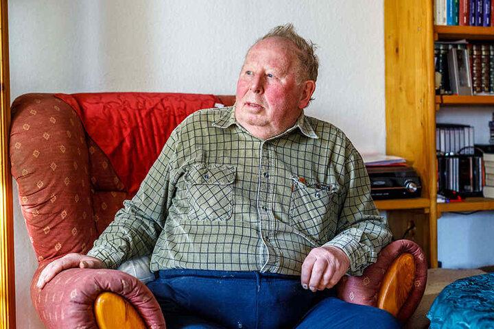 Jetzt darf sein Vater Bernd Quaschnewskis (77) seinen Sohn doch noch ein letztes Mal sehen.