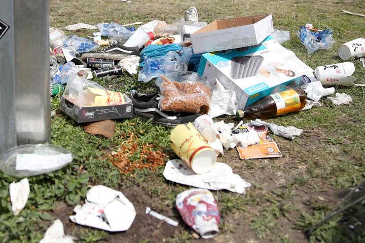 Die bayerische Landtags-SPD fordert deutlich härtere Sanktionen gegen Müllsünder. (Symbolbild)