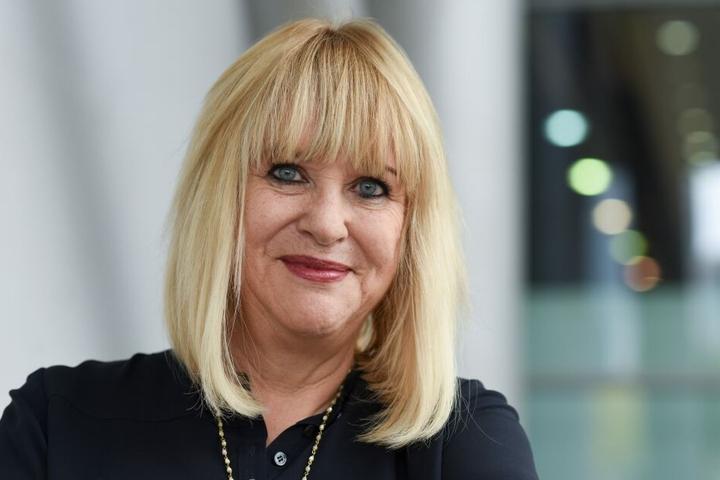 Patricia Riekel (69).