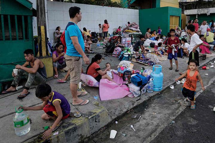 1000 Familien wurden obdachlos. Eine 74-Jährige kam ums Leben.