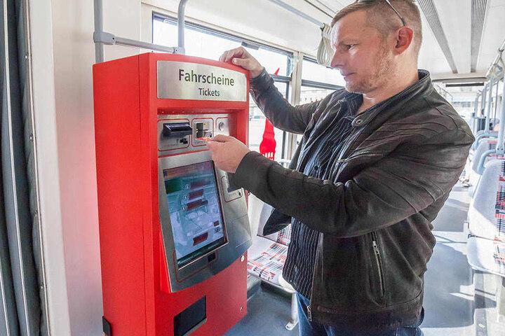 MOPO24-Redakteur Frank Harnack (44) testete den neuen Service.