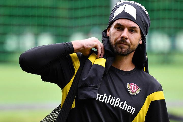 Ersatzkeeper Wiegers wartet weiter auf seinen ersten Saisoneinsatz.