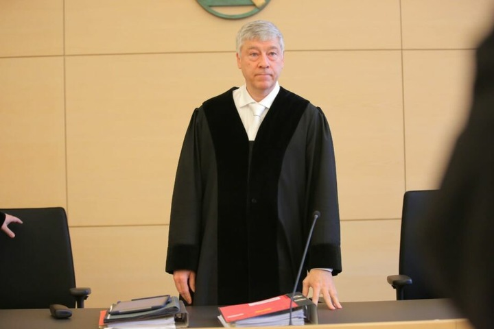 Der vorsitzende Richter Herbert Pröls.
