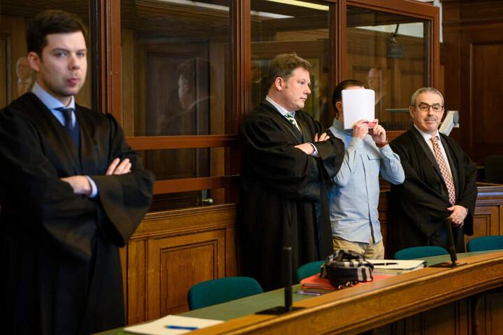 Am Dienstag wurde das Urteil gegen die Raser gefällt.