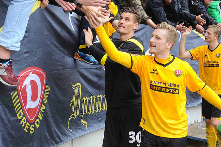 Marvin Stefaniak konzentriert sich dieses Saison voll und ganz auf seinen Job in Dresden.