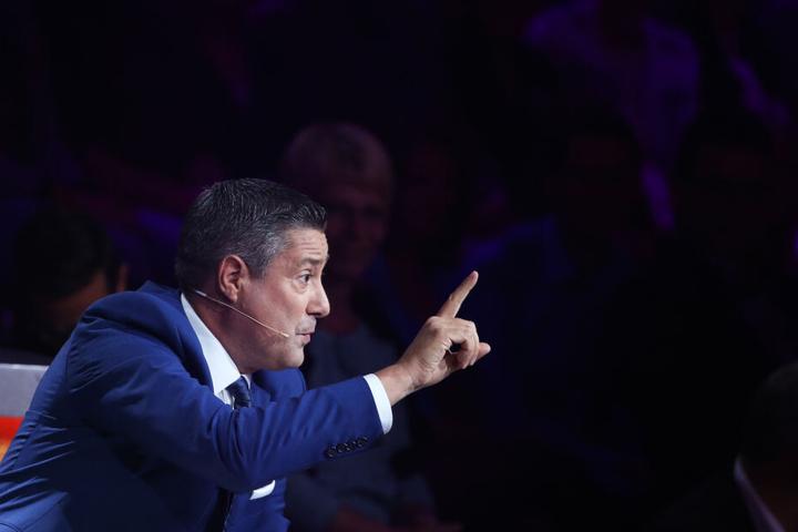 """Bei """"Let's Dance"""" gilt Joachim Llambi als der strenge und harte Juror."""