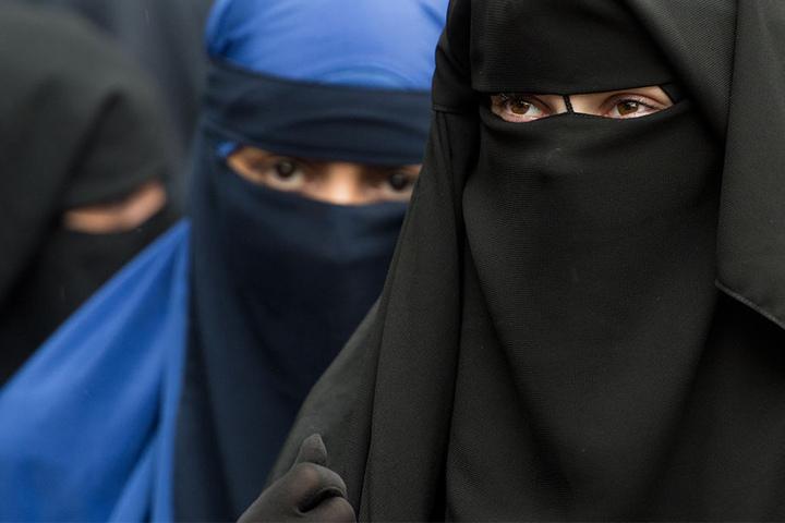 Rund ein Viertel der ausgereisten Salafisten sind Frauen.