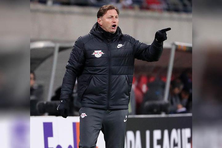 """Trainer Ralph Hasenhüttl tadelte seinen Topstürmer nach der 0:2-Niederlage: """"Timo muss sein Ego hinten anstellen und für die Mannschaft arbeiten!"""""""