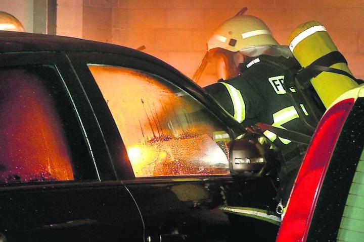 Zweimal musste die Feuerwehr jetzt schon in Folge nach Görlitz ausrücken.