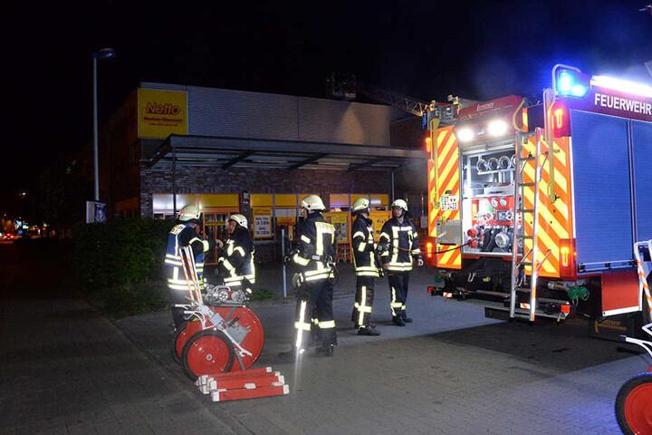 Nach einer Stunde konnte die Feuerwehr wieder abrücken.